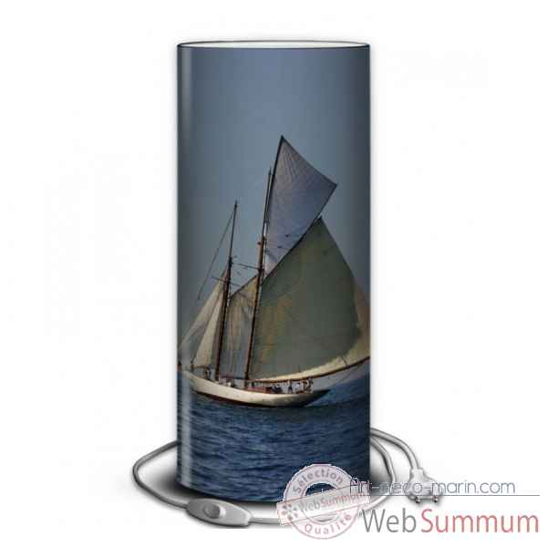 Lampe collection marine vieu greement -MA1367