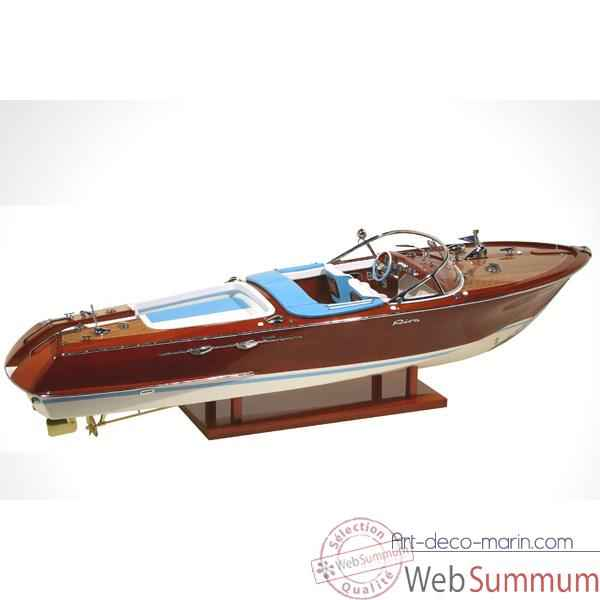 maquette runabout italien riva aquarama special licence officielle riva. Black Bedroom Furniture Sets. Home Design Ideas