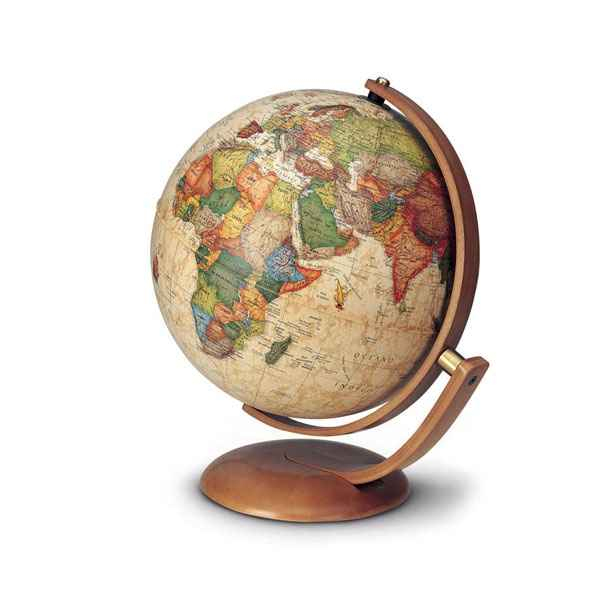 globe de bureau optimus 30 globe g ographique lumineux cartographie de type antique. Black Bedroom Furniture Sets. Home Design Ideas
